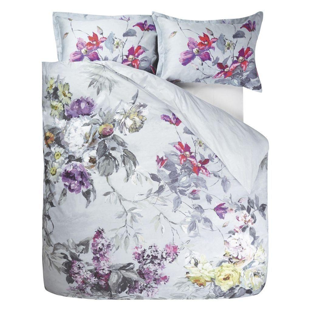 Caprifoglio Argento Bedding design by Designers Guild | My ...