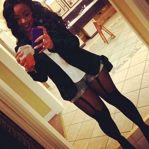 Ebony Lesbian First Date