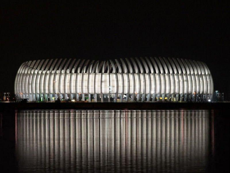 Arena Zagreb In Zagreb Croatia Oteli Arhitektura Villa