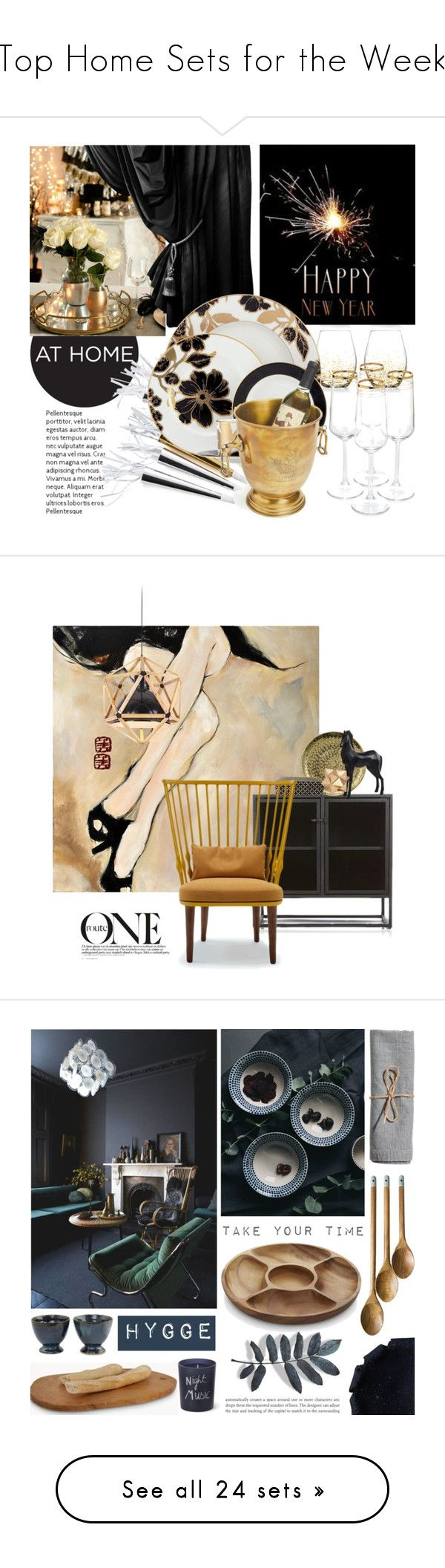 top home decor interior design.  Top Home Sets for the Week by polyvore liked on Polyvore featuring interior interiors design home decor decorating