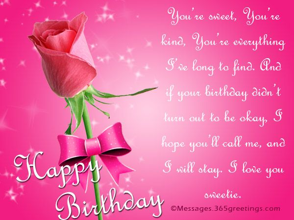 happybirthdaymessagesforsomeonespecialjpg 600 450 – Special Birthday Cards for Someone Special