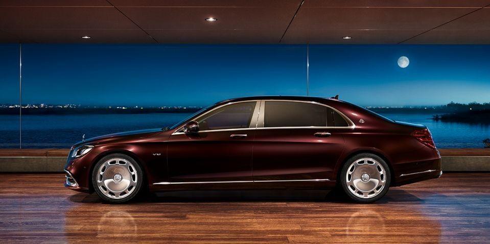 Mercedes Benz Clase S Maybach Maybach Mercedes Benz Benz