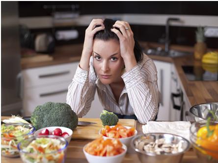 """¿Como perder peso sin pasar hambre y con """"depresión""""?"""