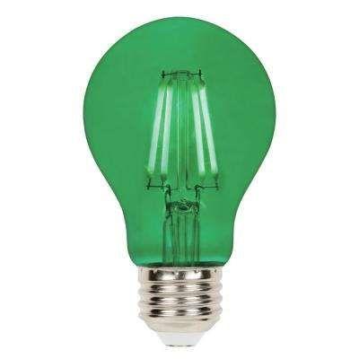 Green Light Bulbs Color Lighting Lighting Light Bulb Bulb