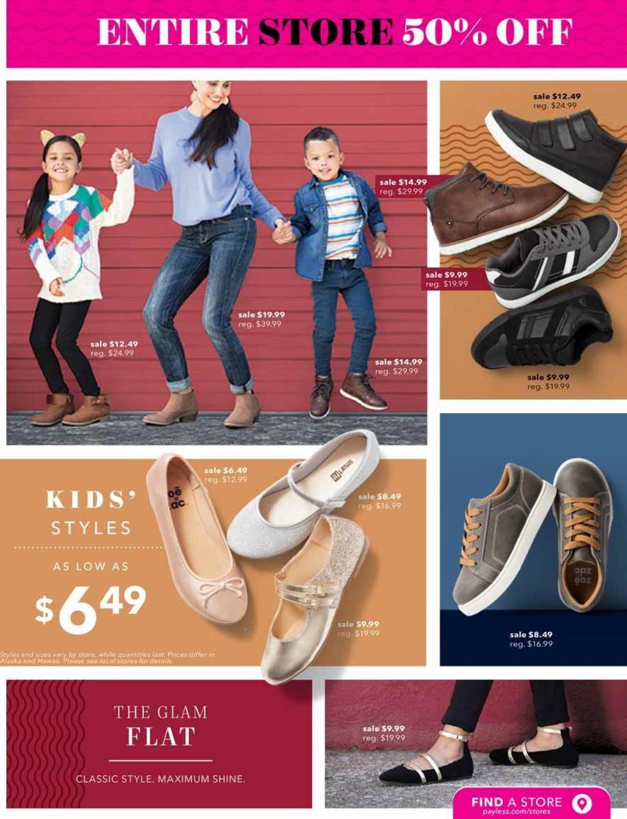 best shoe store black friday deals