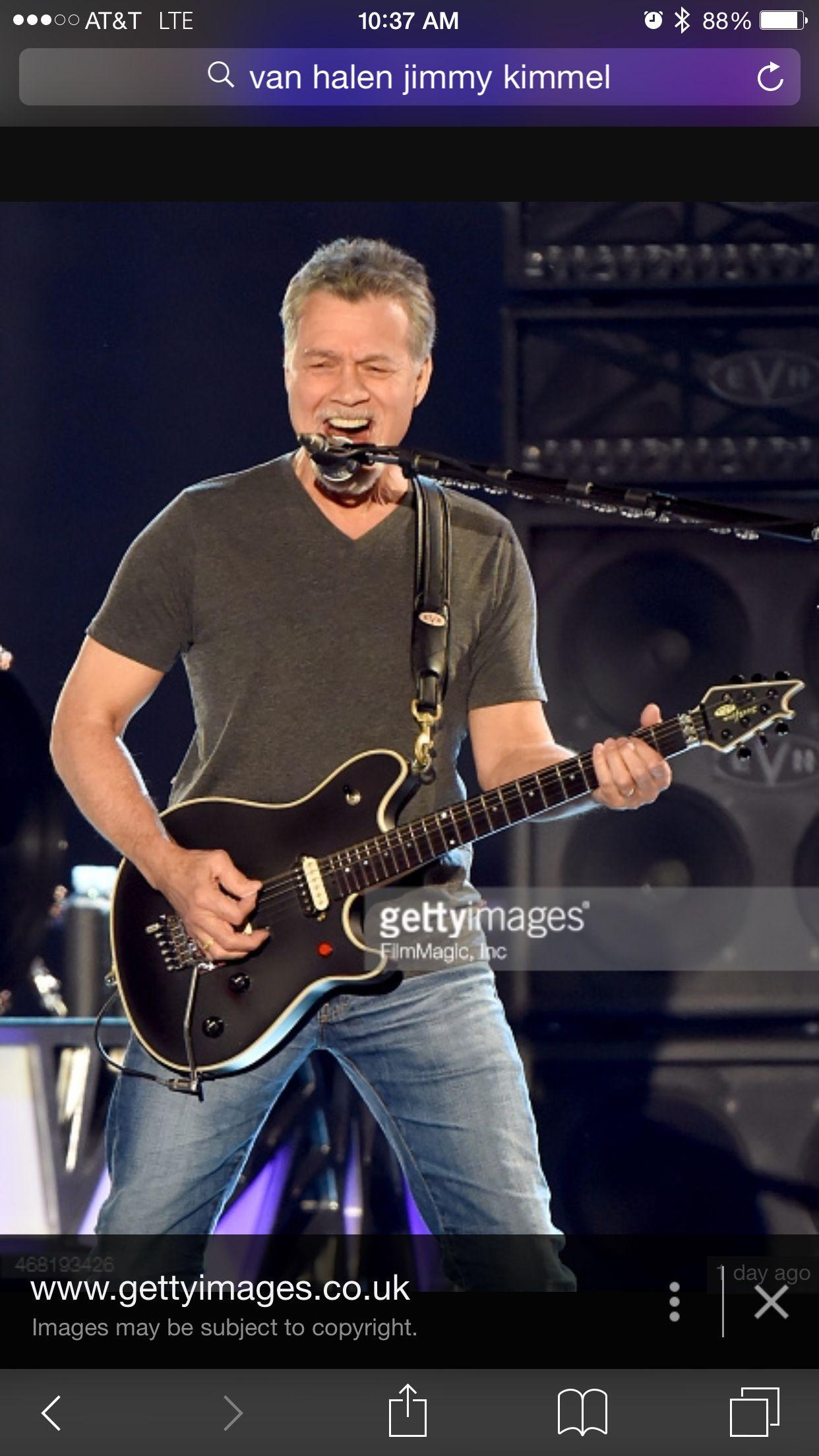 Eddie Van Halen Smithsonian Guitar Lesson Part (2 12 2015) Hd -