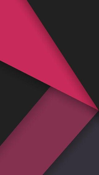 Pink And Black Kertas Dinding Desain Gambar