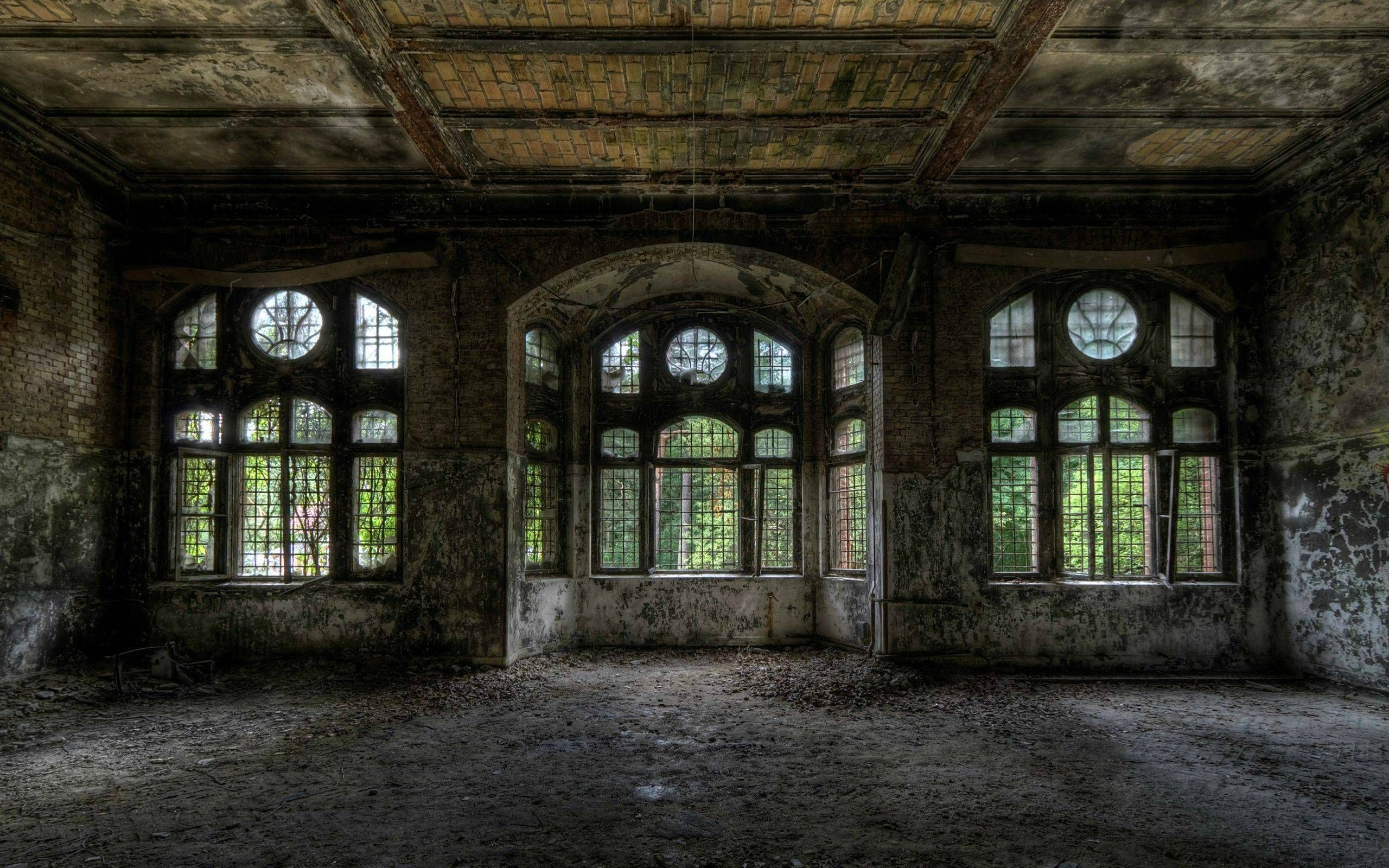 Architecture Buildings Wallpaper abandoned building res: 2560x1600 / size:661kb. views: 28799. more
