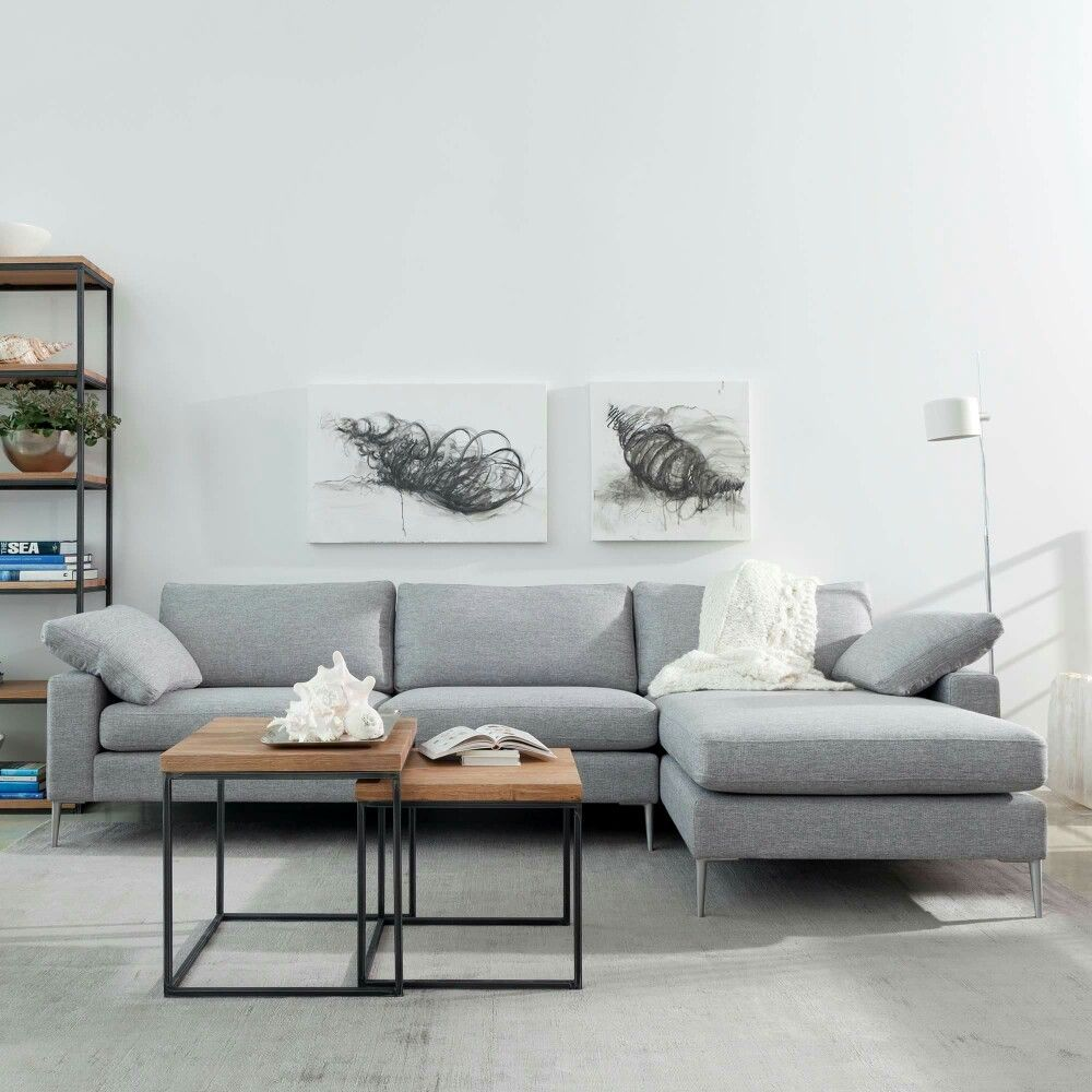 Gray and white family room.   Decorating {Family Rooms}   Pinterest ...