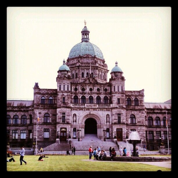 Parliament Building - #Victoriabc