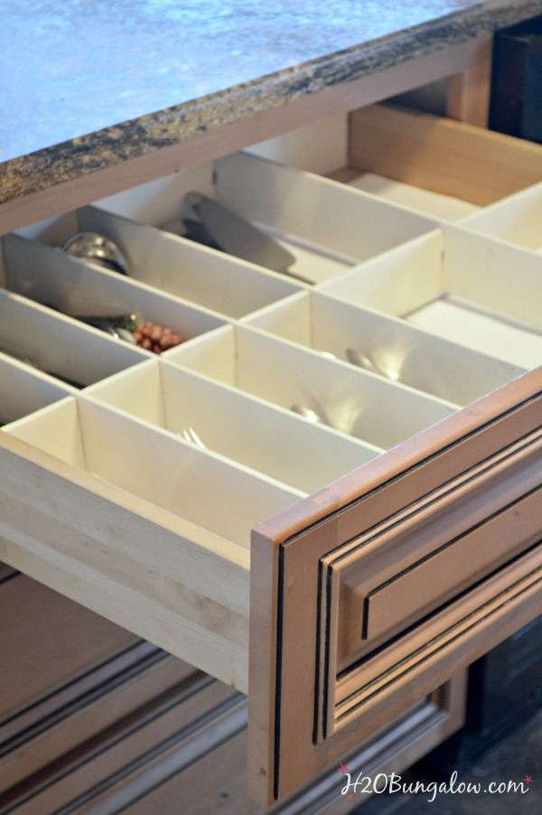 Easy Diy Wood Drawer Dividers Drawer Dividers Diy Drawer