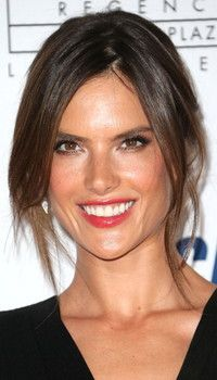 Alessandra Ambrosio at the 2014 Race To Erase MS Gala-slide1