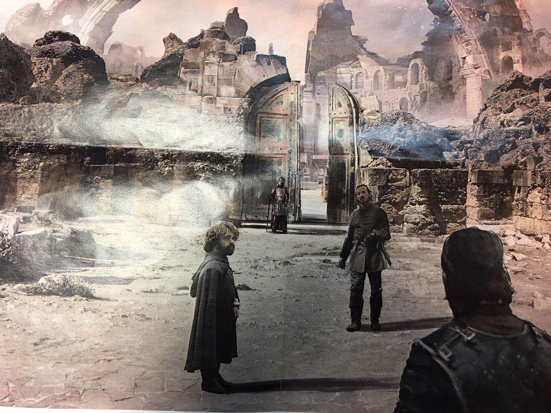 Game of Thrones Season 7 Concept Art Confirms Finale Scene | A Dance ...