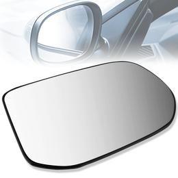 06 11 Honda Civic Sedan Right Passenger Side Door Mirror Glass W Heated 76203snaa21 In 2021 Glass Mirror Honda Civic Mirror House