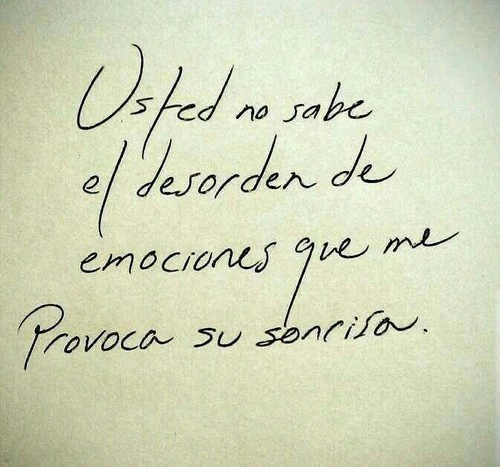 Usted No Sabe Frases Pinterest Frases Citas Y Amor