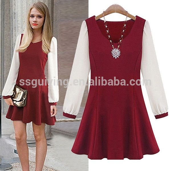 Simple Western Dresses for Women
