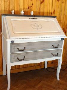 secretaire-idee-renovation-meuble-01 #homestagingavantapres