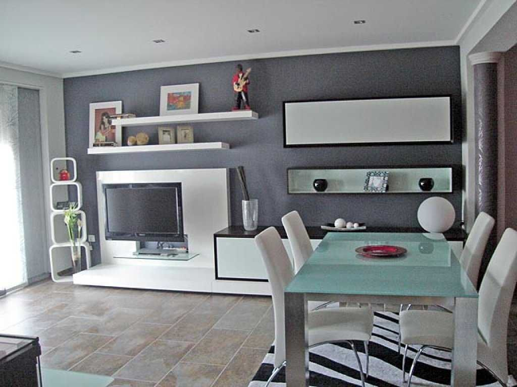 Decoracion combinar color gris en paredes combinar color - Como combinar colores en decoracion ...