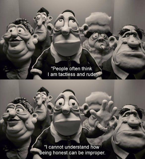 Mary And Max How Being Honest Is Impolite Mary And Max Understanding I Can Not
