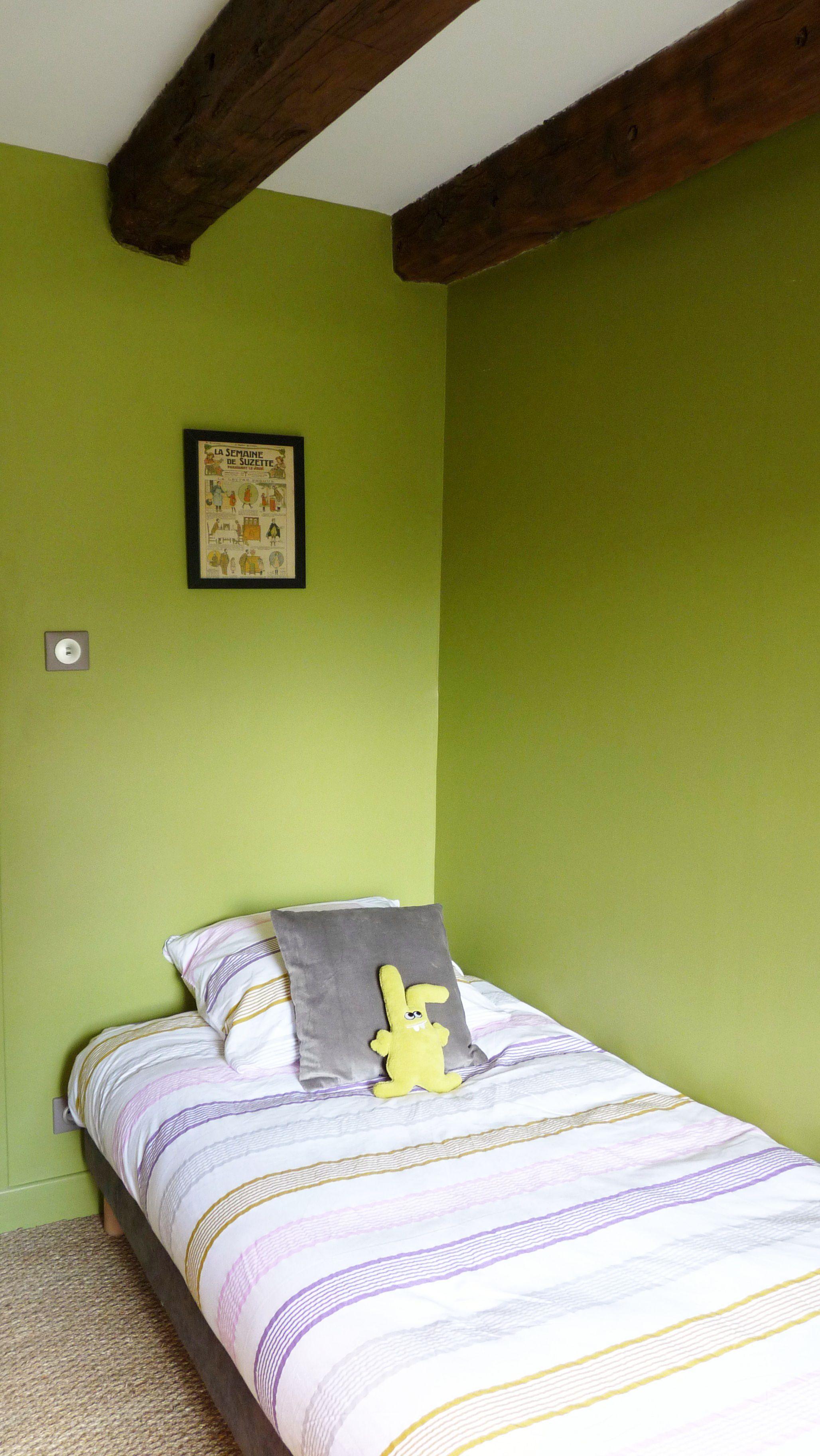 la petite chambre verte | deco | pinterest
