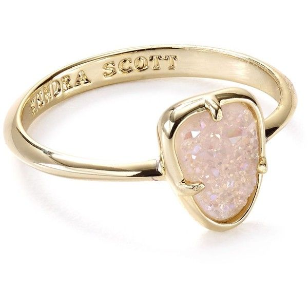 Kendra Scott Haylee Ring ($58) ❤ liked on Polyvore featuring jewelry, rings, accessories, kendra scott, agate jewelry, agate ring, sparkle jewelry and kendra scott jewelry