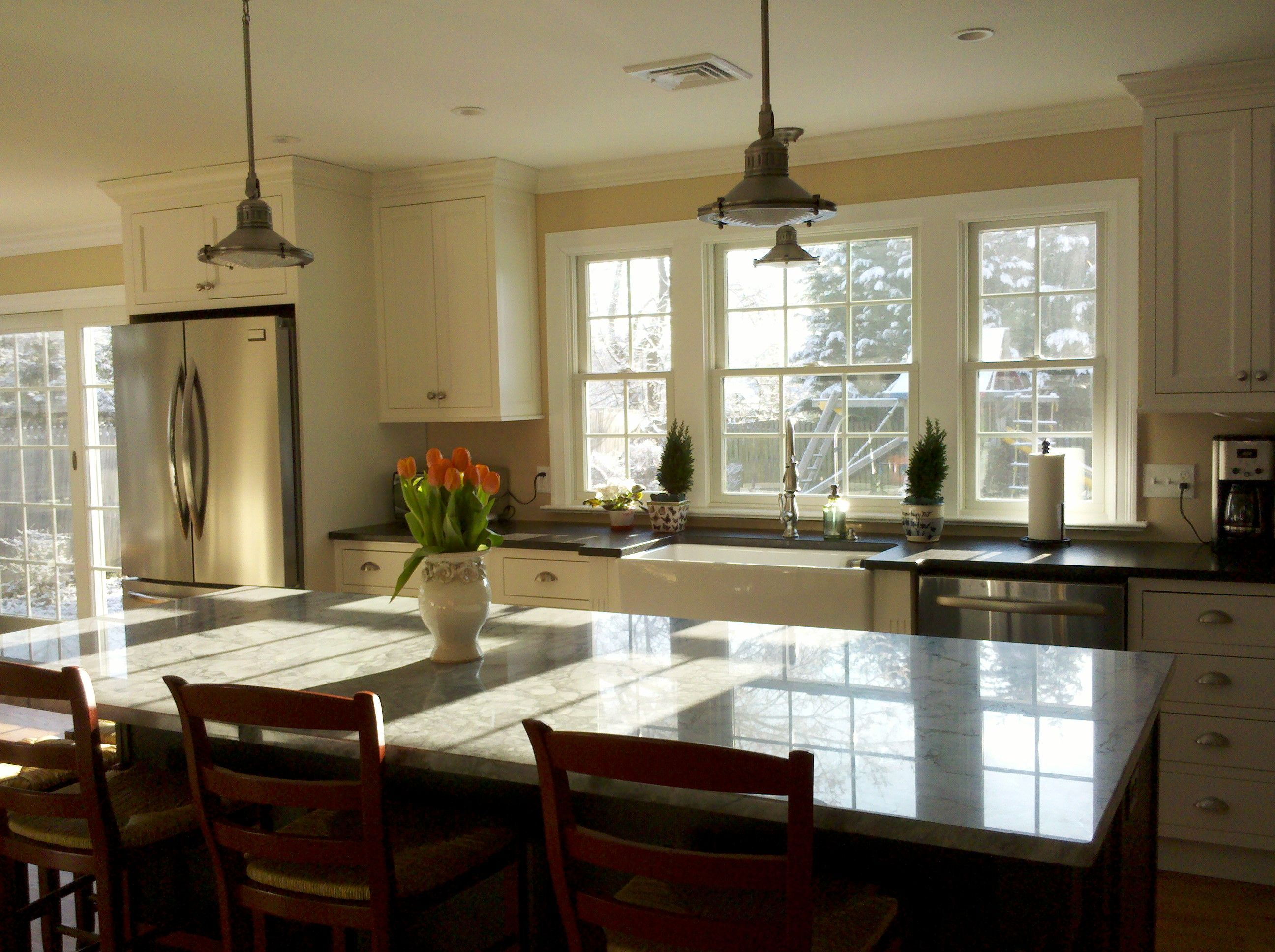 Donna Weld of Direct Depot Kitchens designed this kitchen ...