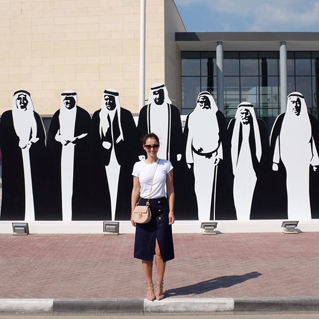 Did I ever tell you that I ❤️ Dubai? #spiritoftheunion