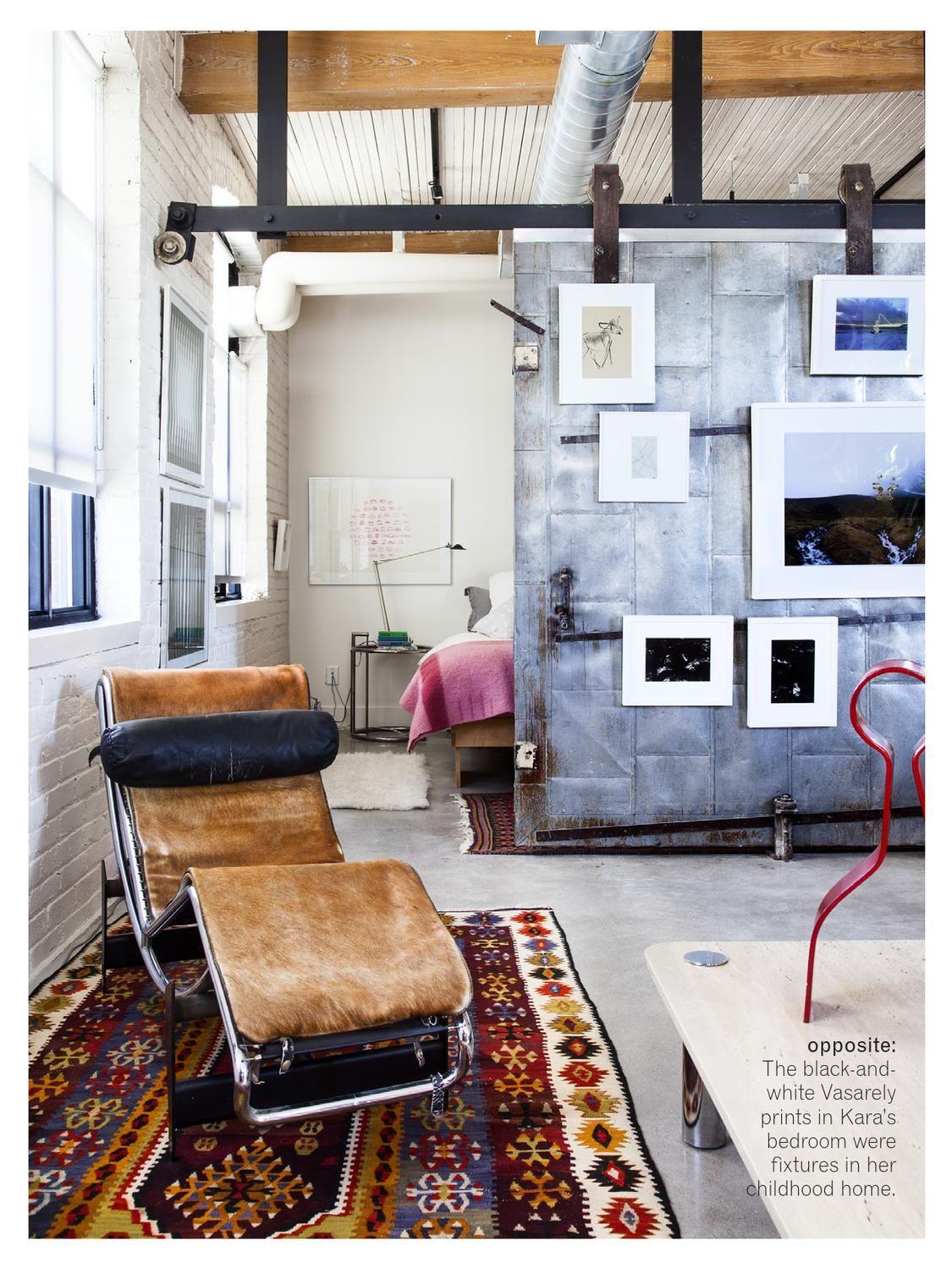 Fabulous warehouse apartment - Covet Garden