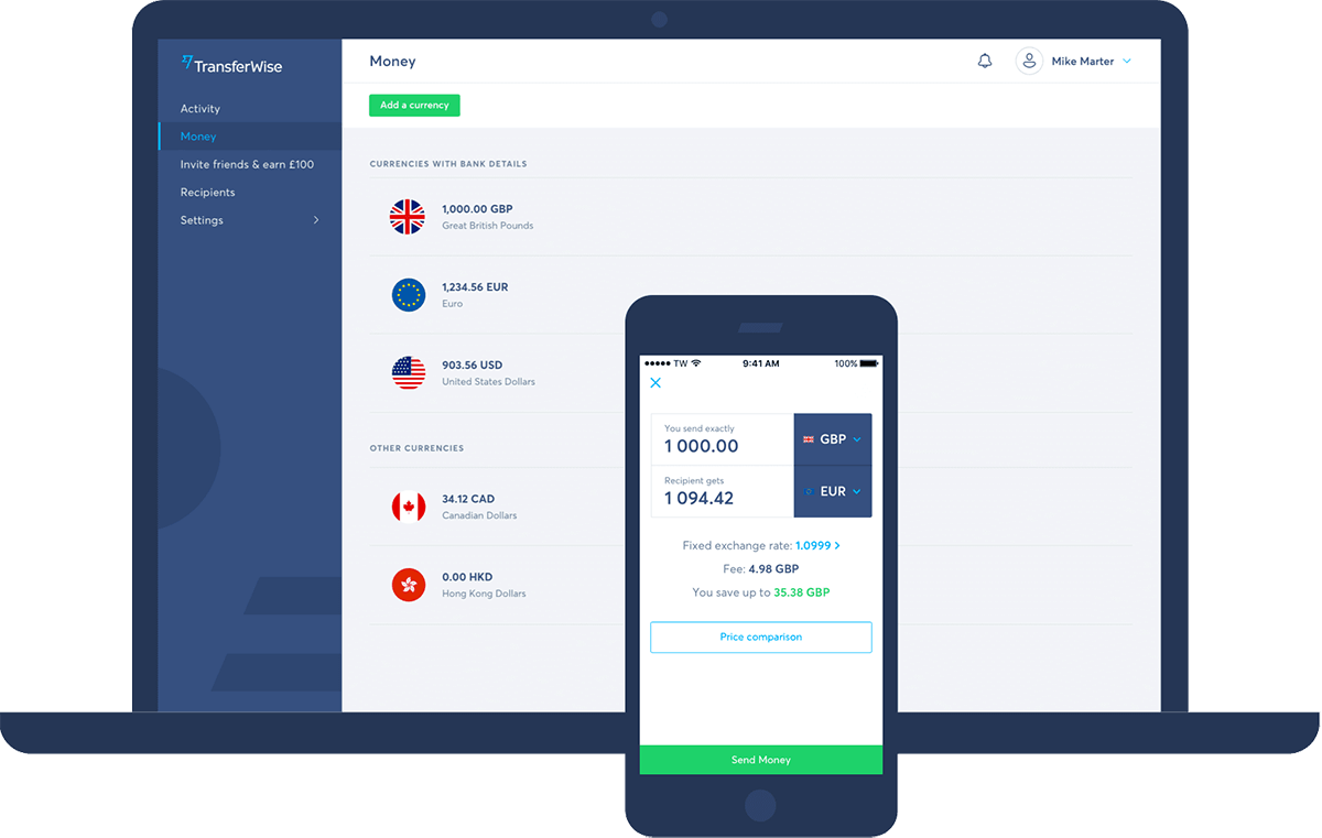 500 Eur To Usd Convert Euro To Us Dollar Eur To Usd Currency Converter Transferwise Currency Converter Foreign Exchange Rate Exchange Rate