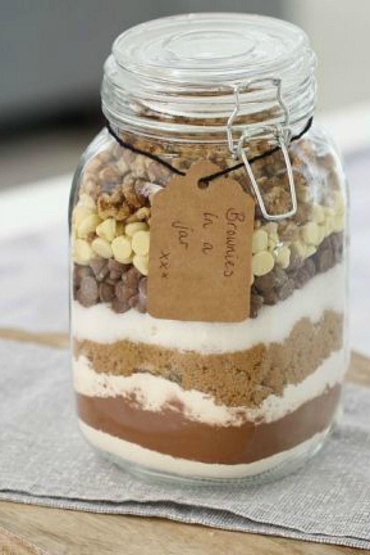 Brownies in a jar recipe brownies jar and zero waste brownies in a jar forumfinder Gallery