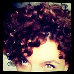 Curl Your Hair with a Pencil