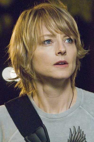 Jodie Foster La Extrana Que Hay En Ti 2007 Jodie Foster Actriz De Cine Peinados