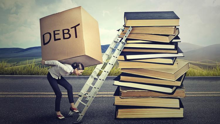 Florida has low student debt, WalletHub report shows
