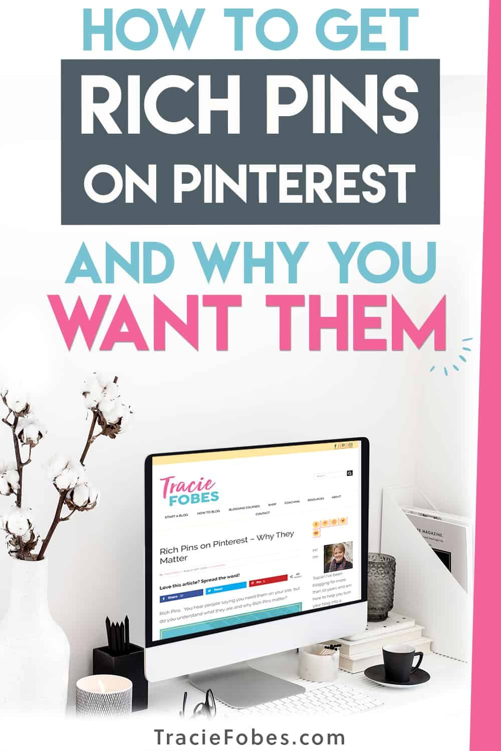 Rich Pins on Pinterest Why You Need to Add them Today
