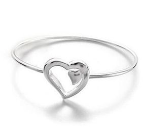 Tiffany & Co Heart Sevillana Bangle