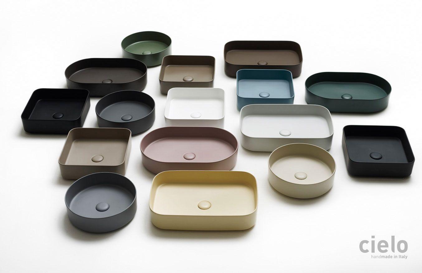 Ceramica Cielo ceramica cielo s.p.a - producción de sanitarios de diseño | ideas