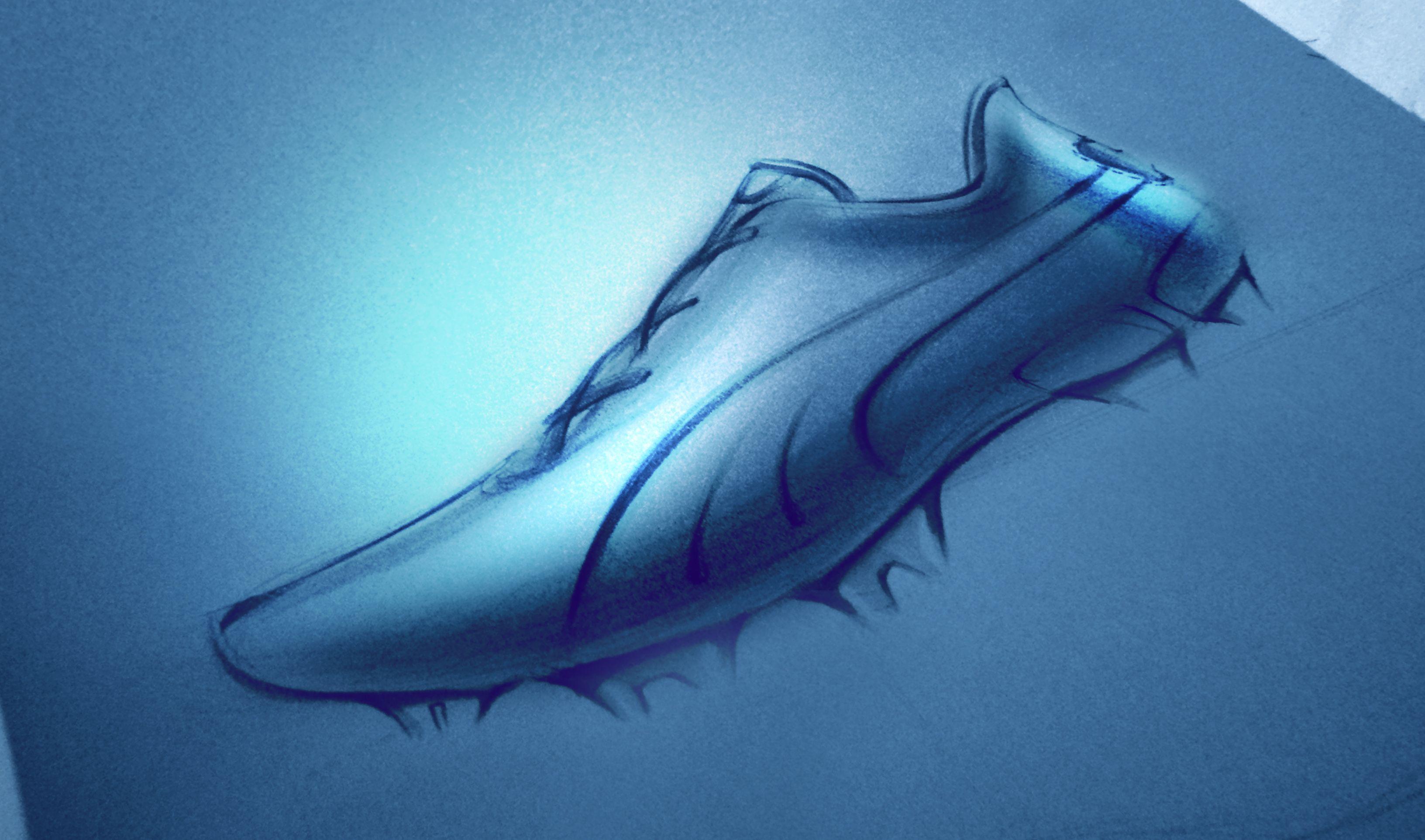 Another canson sketch #Roshan Hakkim #Sketch Bug #sketch #shoe