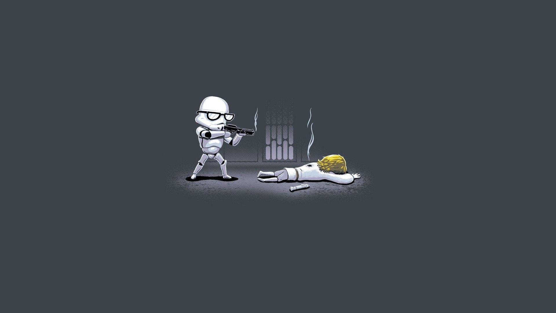 Storm Trooper With Glasses Star Wars Wallpaper Flash Wallpaper Hipster Wallpaper