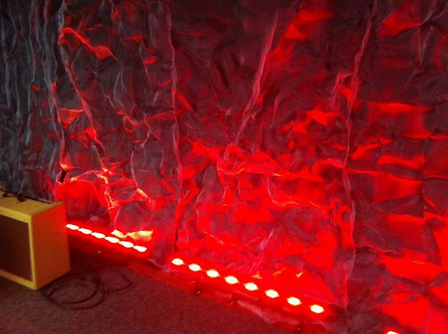 Diy Led Rgb Matrix Lighting Fixtures Led Diy Outdoor Stage