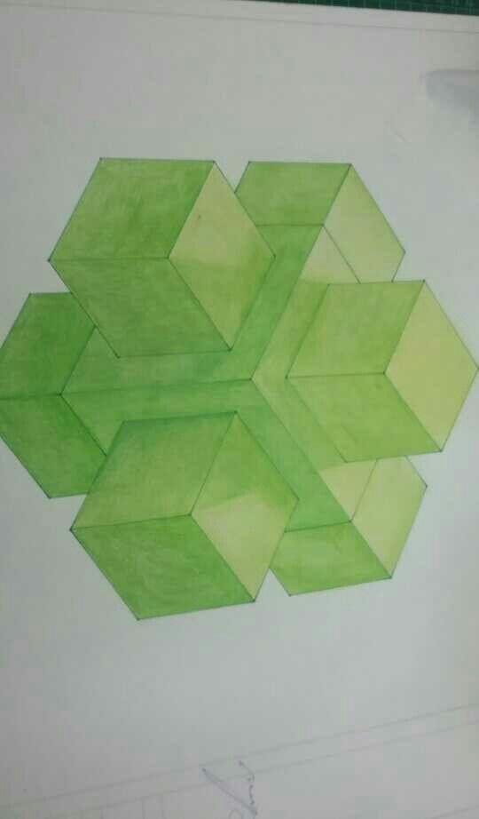 Cubo isometrico 2