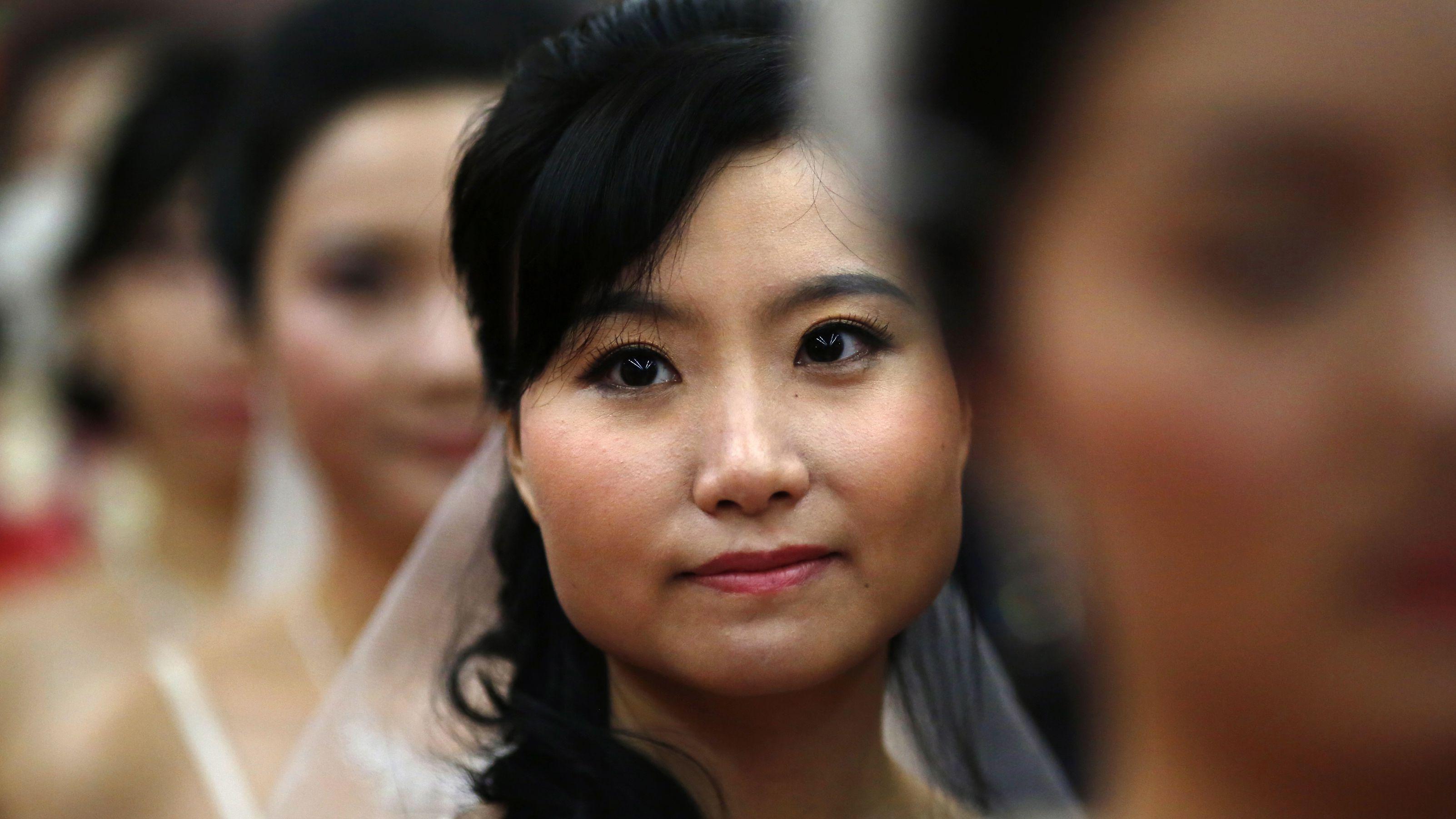 Choosing foreign women
