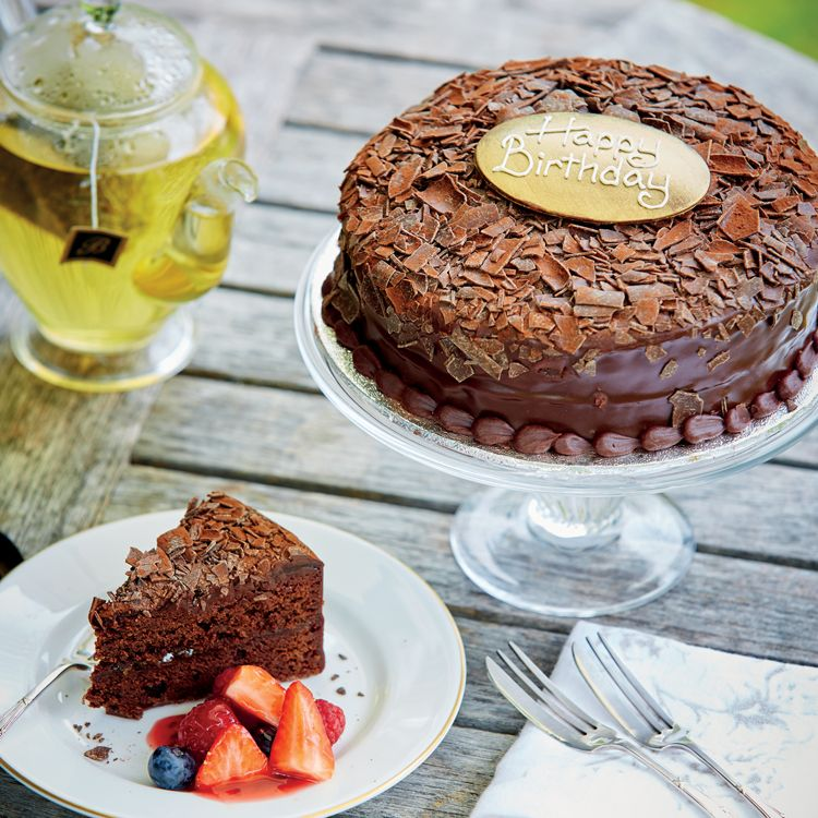 Happy Birthday Chocolate Cake | Perfect for chocolate-lovers | £18.00