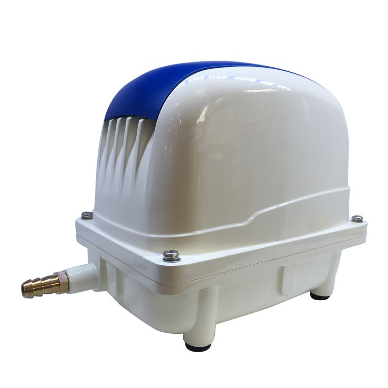 150l Min Jecod Jebao Pa 150 Eco Air Pump Large Pressure Air Compressor Koi Fish Septic Tank Hydroponics Pond Low Noise Aerator Septic Tank Pond Pumps Air Pump
