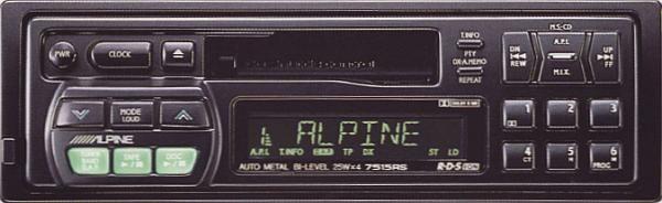 Alpine 7514 L
