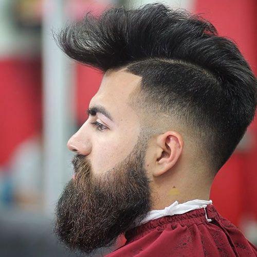 Tipos de Barba que estão em alta pra 2016, dicas Beard cuts