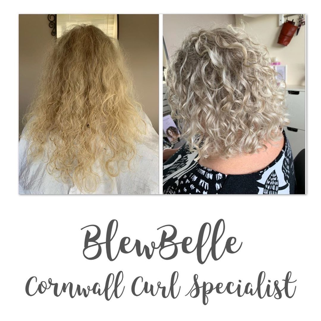 "Curl Specialist BlewBelle on Instagram ""Can't wait to"