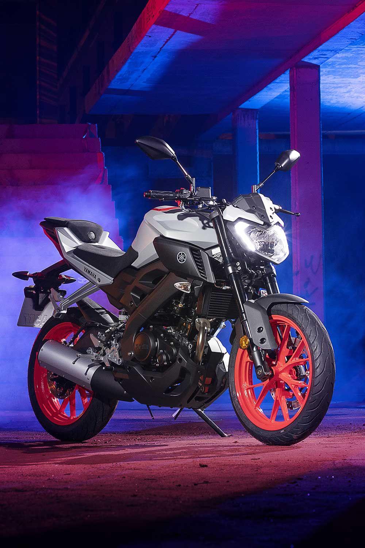 Mt 125 My 20 Yamaha Ducati Motorcycle
