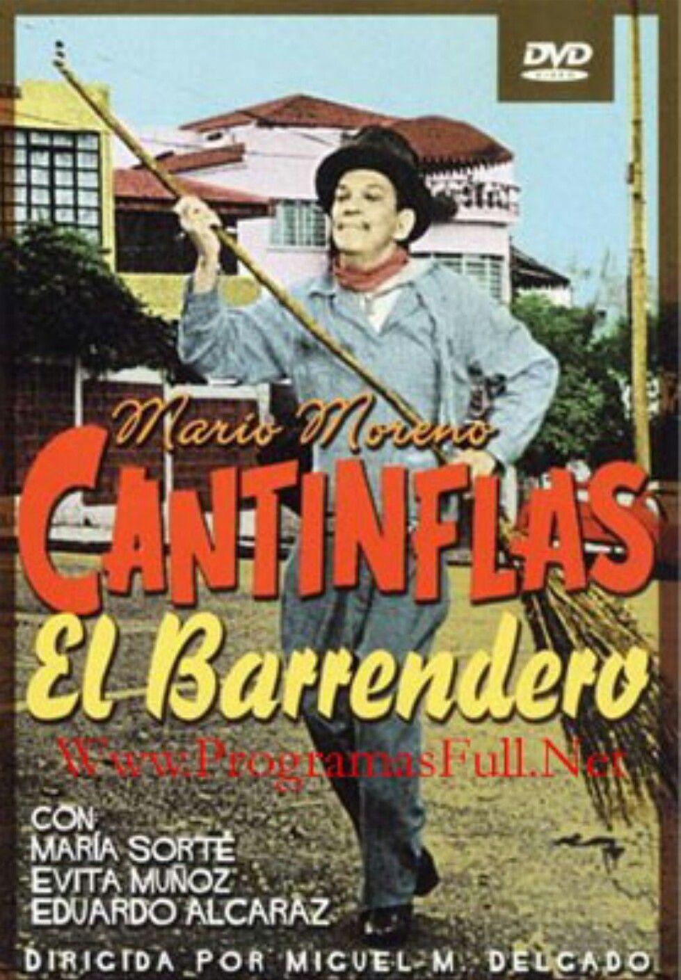 CANTINFLAS EL BARRENDERO ( de Ocasión), Dirigida por Miguel M. Delgado, Intérpretes