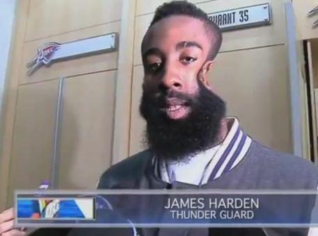 1adde863c8a James Harden speaks out on elbow by Metta World Peace...lol