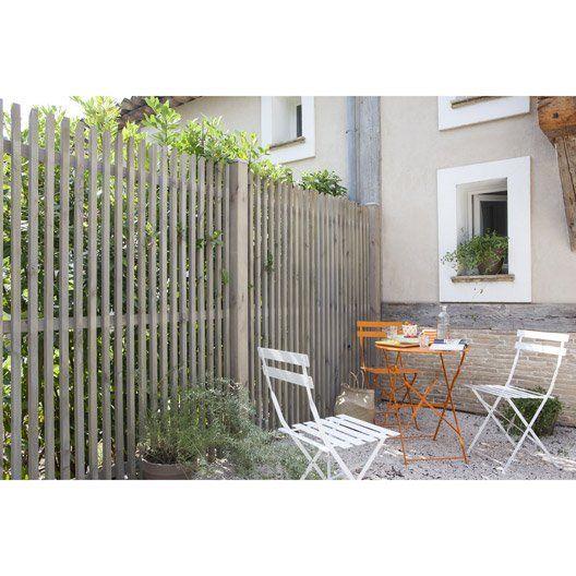 panneau bois ajour pikasso cm x cm naturel brise vue et palissades pinterest. Black Bedroom Furniture Sets. Home Design Ideas